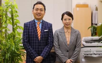 角田龍平の法律事務所