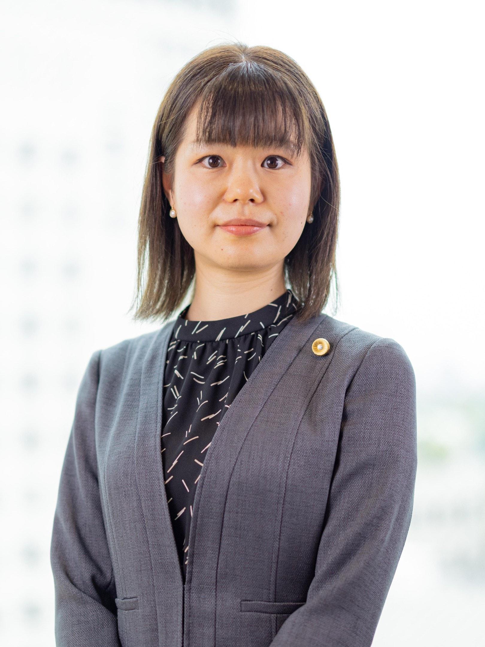 原 央呂子弁護士