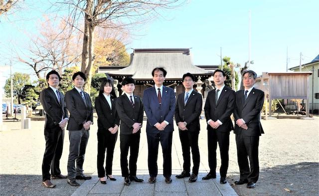 弁護士法人前島綜合法律事務所新宿事務所