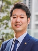 弁護士法人アドバンス名古屋事務所 眞行寺 康平弁護士