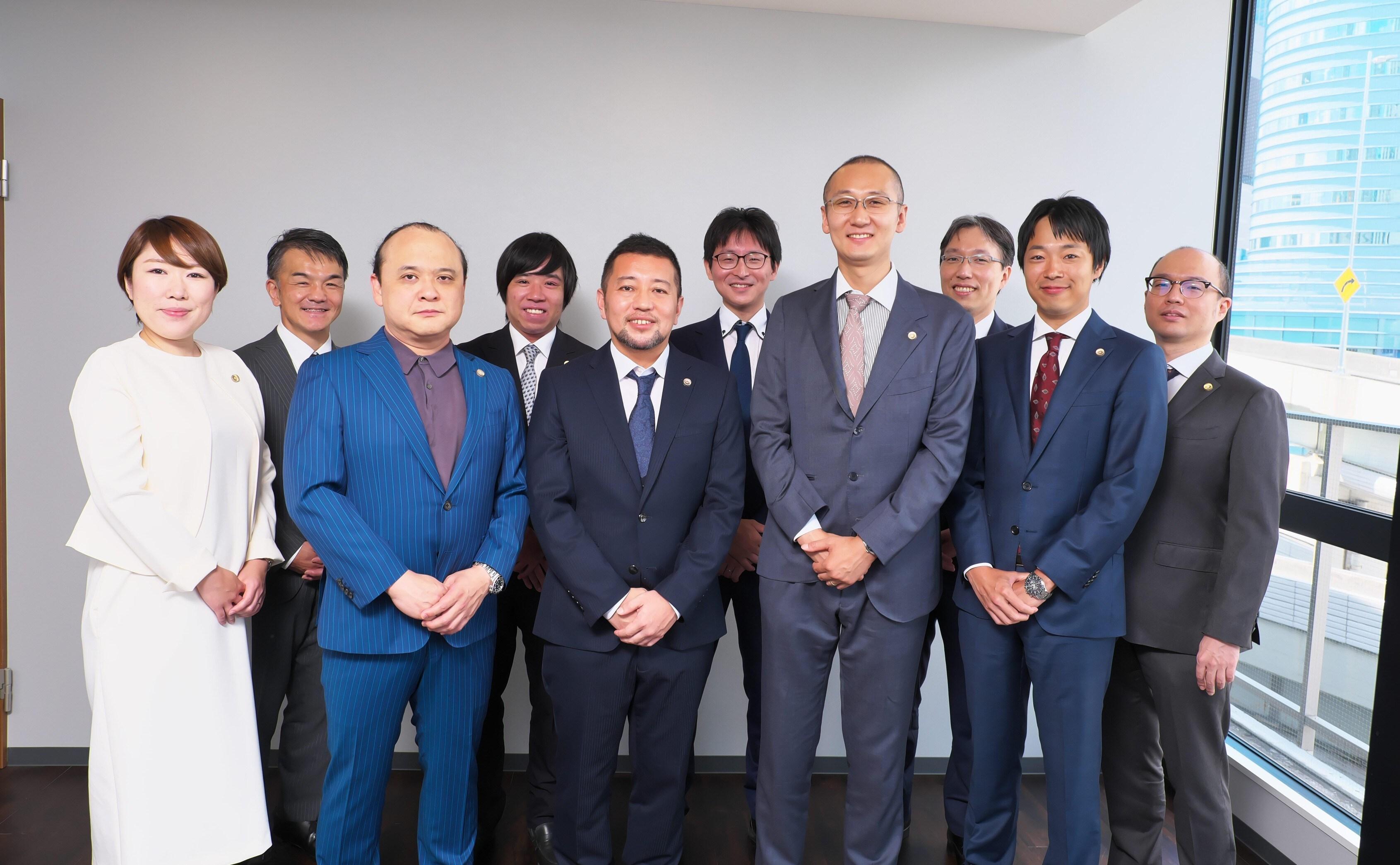 弁護士法人若井綜合法律事務所新橋オフィス