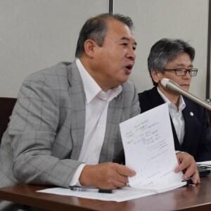 「アメフト問題で責任はたしていない」 日大の現役教員ら、田中理事長・執行部を提訴