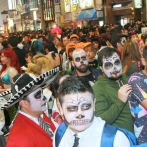 痴漢や暴力行為が横行…狂乱の渋谷ハロウィンは今年どうなる? 路上飲酒禁止条例も施行