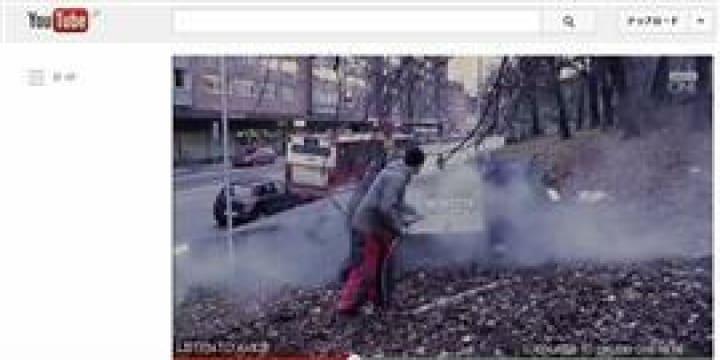 壁の汚れを落として「文字」を浮き立たせるエミネムの「広告」 日本でやったら違法?