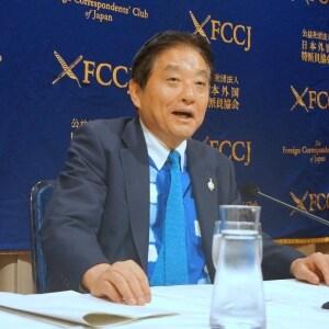 河村市長、再び「昭和天皇の肖像」扱った作品を問題視「国民全体へのハラスメントだ」