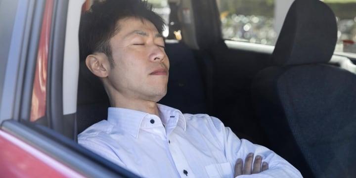 駐車場の車の中で寝ていただけなのに「酒気帯び運転」といわれた!どうすればいい?