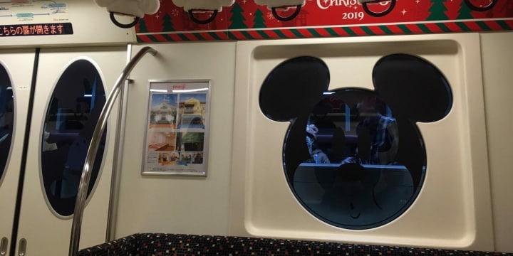 ディズニー休園なのに、外周モノレールは運行中 なんでまだ走ってるの?