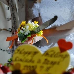 「新郎の名前が間違っている」ウエディングケーキに涙の入刀…代金を返してもらえる?