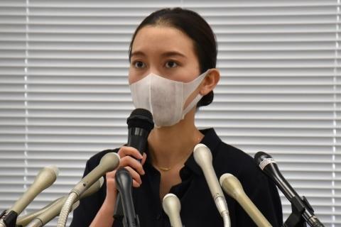 伊藤詩織さん「誹謗中傷の拡散、心に傷が刻まれた」提訴までの3年間を語る