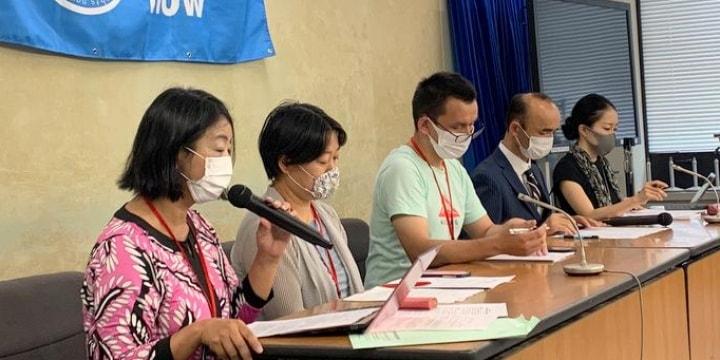 ウイグル人「強制労働」に日本企業も「加担」…国際NGOが「サプライチェーン」の調査求める