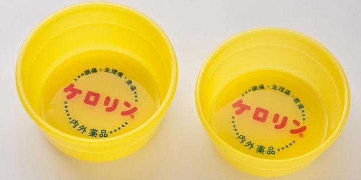 「ケロリン桶は食器ではありません」メーカーが注意喚起 インスタ映え、飲食店で人気に