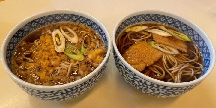 """大阪のそば屋で「たぬき」注文したら、東京人「""""きつね""""出された」 キャンセル可能?"""