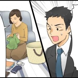 【マンガ】生活を侵食する義父母。妻は「不満ならあなたが出ていけば?」と衝撃発言(中)