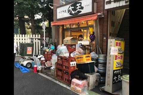 「カギ変えられ、店に入れない」東京・赤羽の人気居酒屋、親会社とトラブルで店追われる