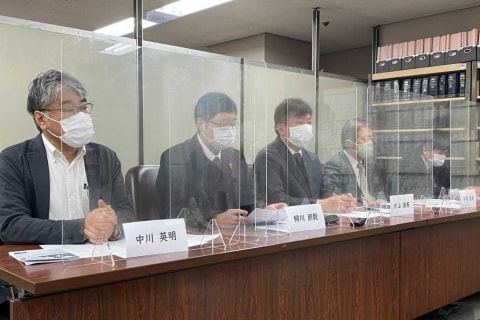 「日本の死刑執行はブラックボックス」 死刑制度に反対する市民団体、上川法相に公開質問状