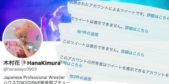 木村花さんを中傷した男性、侮辱容疑で書類送検 アカウントを消しても責任は免れない