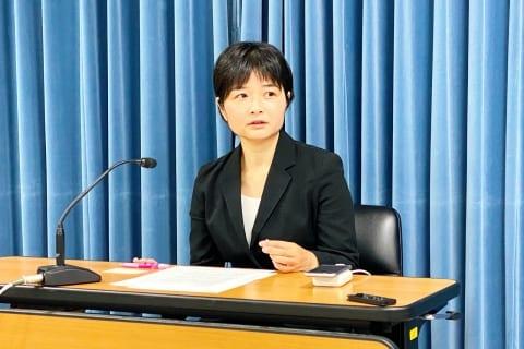 裁判で「わいせつ」認められても教師の「懲戒なし」…元原告女性が札幌市教委に申し入れ