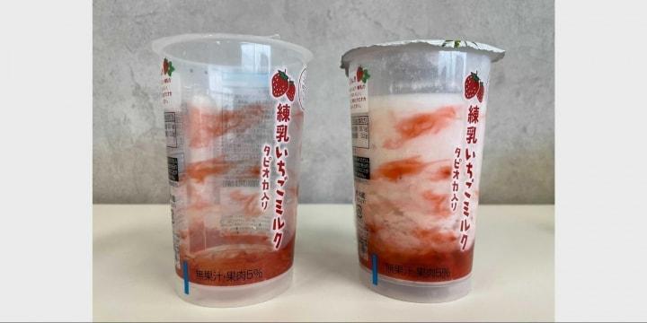 セブン「新作いちご飲料」のラベルが物議「果肉と思ったら絵」 法的問題は?