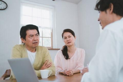 離婚問題に介入してくる「妻の両親」にもう限界 法的な対応はできる?