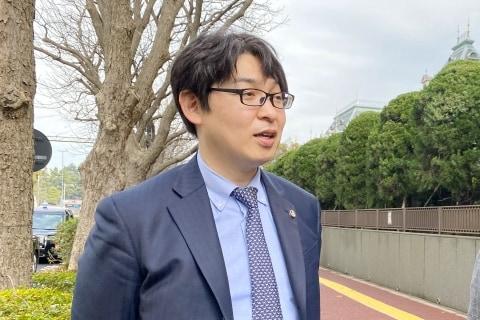 選択的夫婦別姓訴訟「国の逃げは許さない」 副団長・竹下博將弁護士の「攻めの戦略」