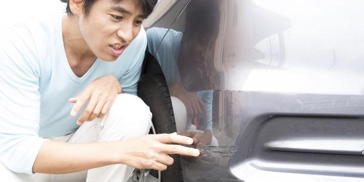 車で「当て逃げ」するも、処分に不満のドライバー…「気づかなかった」は通用する?