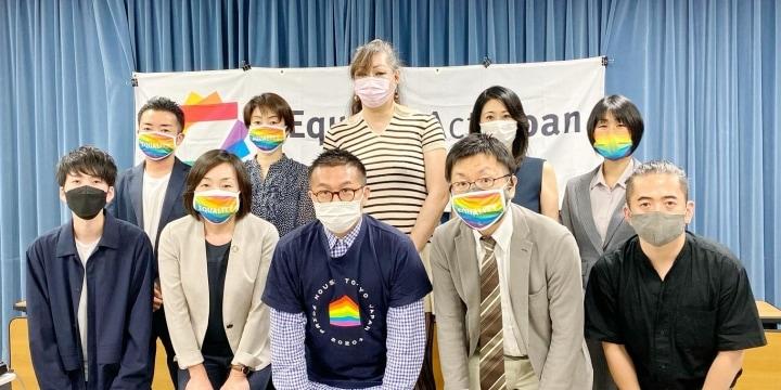 LGBT法案見送りに当事者らが遺憾表明「この国のどこに希望をもって生きればいいのか」