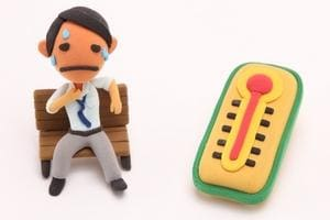 真夏の仕事で恐い「熱中症」・・・会社はどんな「対策」をとる義務があるか?