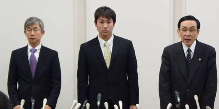 競泳・冨田選手、韓国の「正式裁判」に出廷へ 「盗んでいない。真実を語りたい」