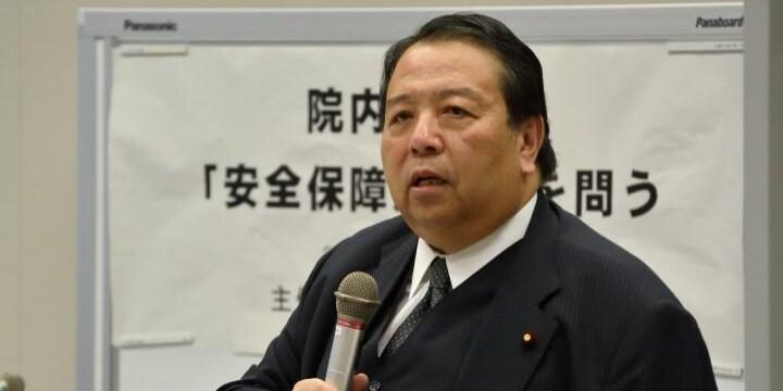 「あまりに傲慢」自民・村上議員が「安保法制反対集会」で自民党執行部を批判(全文)