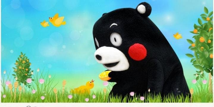 ツイッター「#くまモン頑張れ絵」続々…熊本県「著作権の許可範囲内。ありがたい」