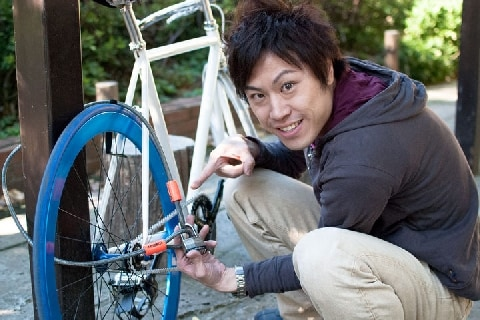 盗まれた「38万円自転車」が性能アップして返ってきた…加えられた部品は誰のもの?