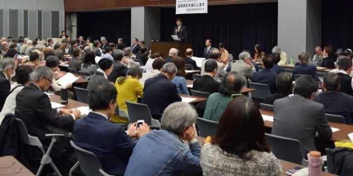 弁護士ら「安保法制は違憲」「司法の役割を問いたい」4月26日に集団提訴
