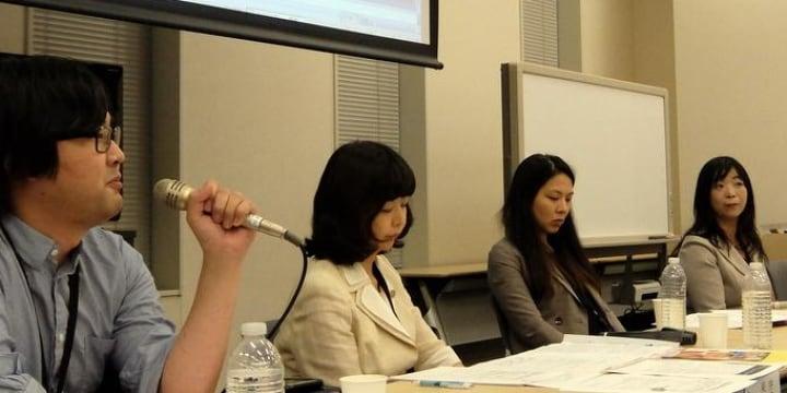 AV出演を強要された女性「息ができなくなるくらい苦しかった」 NPOがシンポ開催