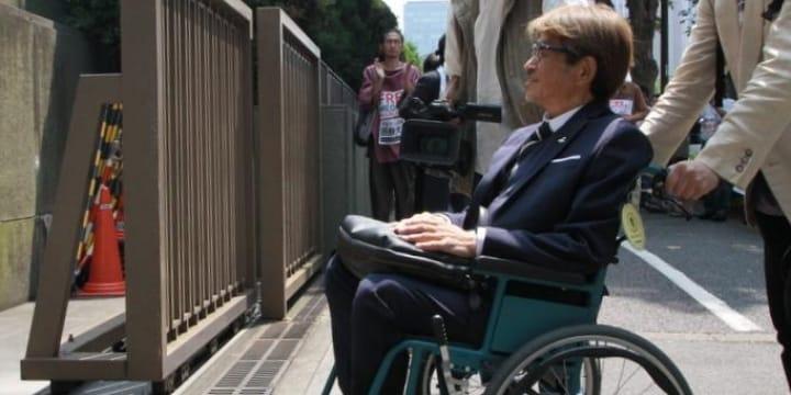 医療大麻裁判「それしか方法がない」「助けて」末期がん山本さん、裁判官にうったえる