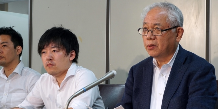 「慰安婦問題」植村隆氏の娘をツイッターで中傷、男性に170万円賠償命令