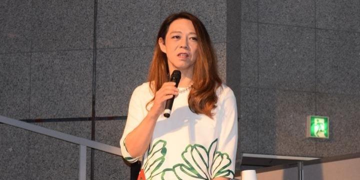 「日本の女性差別の構造はルワンダと一緒」女性装の東大・安冨教授が講演