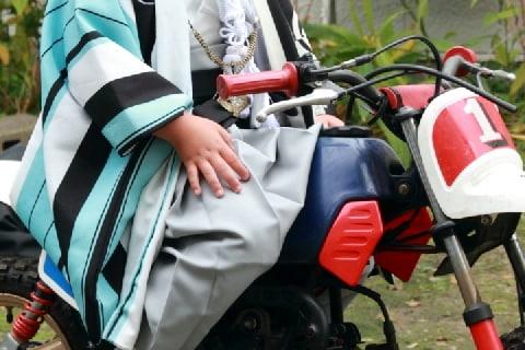 5歳児が公道で「ポケバイ」運転して補導…未就学児の場合、本人と親の責任は?