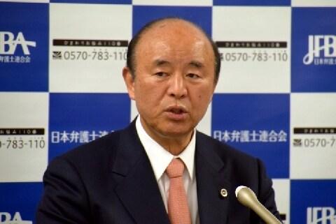 国会に提出された「共謀罪」法案「問題点、解消されていない」日弁連会長が反対声明