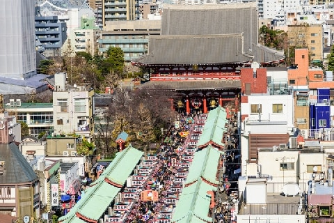 浅草寺、仲見世商店街の「家賃16倍」引き上げでトラブル…大幅増額は法的に可能?