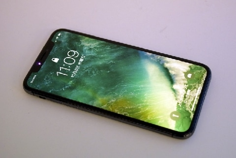 iPhone X発売で指紋から顔認証の時代に…不倫の証拠集めに影響が出る?