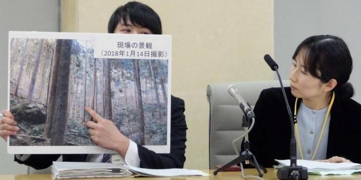 東京で絶滅危惧種「ツキノワグマ」を許可された頭数超え射殺、猟友会メンバーを刑事告発