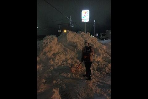 コンビニ24時間、福井豪雪でも短縮なし セブン拒否でオーナー「死ぬかと思った」