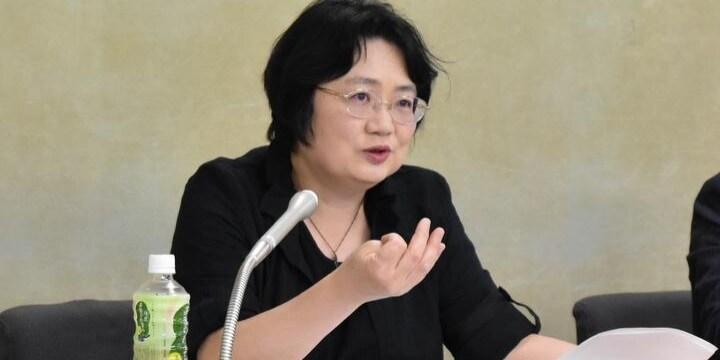 上西教授「圧力容認できない」 裁量労働制データ問題、自民・橋本氏のFB投稿めぐり抗議