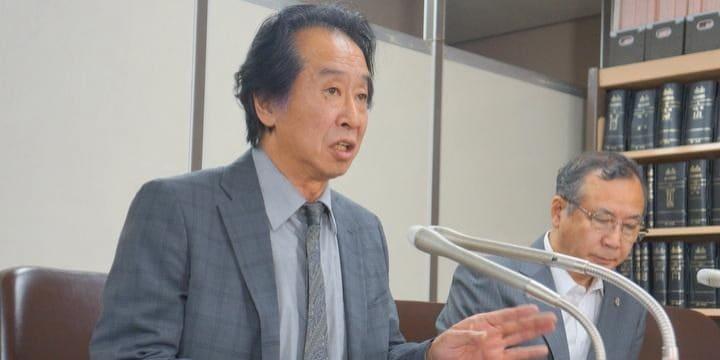 「無罪判決が出たのに、一切報道がない」プロデューサー佐谷さんが会見…勾留262日、仕事は全て白紙