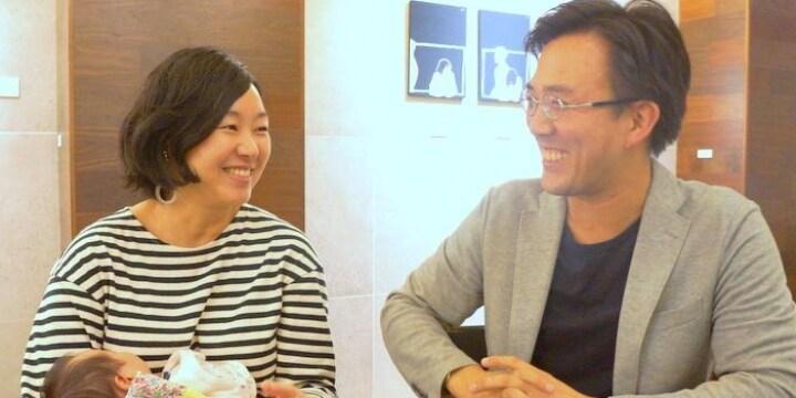 「法律婚に一番近い事実婚」契約書や遺言書を作成 編集者・江口晋太朗さんの挑戦