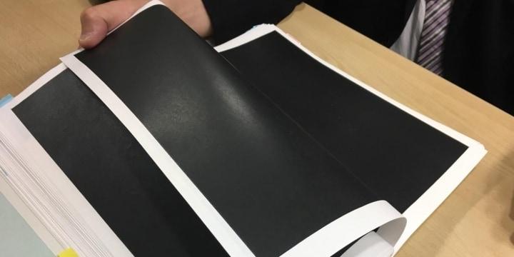 いじめ調査委、資料は「黒塗り60ページ」、遺族を裁判に駆り立てた「都の不誠実対応」