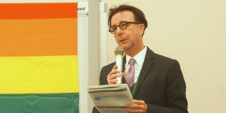 「LGBT差別禁止法案、与野党一本化して」 レインボー国会、当事者らが切実な訴え