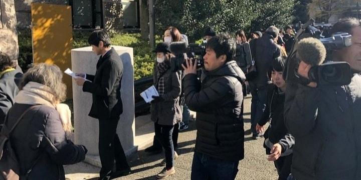 東名あおり運転、懲役18年判決 危険運転を認定