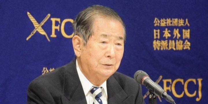 石原慎太郎氏 「五輪は森くんに任せている」「都知事時代に、後悔も反省もない」