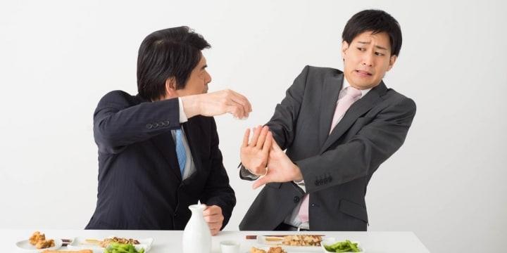 「風俗に行こう」はセクハラ…宴会後に誘う上司、職場で総スカン